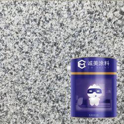 Pittura di parete di marmo del rivestimento della polvere di effetto della pietra del granito