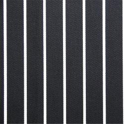 Impreso de sarga pantalón de gasa de algodón y tejido capa anorak
