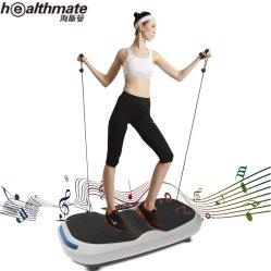 Вибрация Health-Mate платформы Crazy фитнес-компактная машина фитнес-массажер