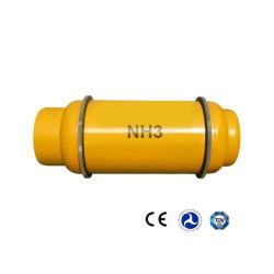 سائل الأمونيا NH3 99.9% في الخزان سعة 800 لتر