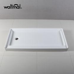 Badkamers van de Dienbladen van de Douche van Waltmal de Acryl en van de Basissen van de Douche