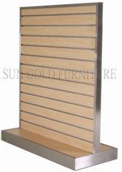 Présentoir en bois de supermarché Présentoir pour bijoux Présentoir pour rack (SZ-WDR029)