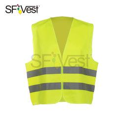 Maglia di riciclaggio di sicurezza dell'abito del rivestimento del lavoro 2020 dei vestiti d'avvertimento riflettenti di usura