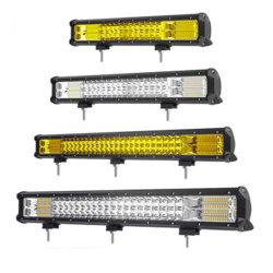 Новые три ряда LED газа рабочего освещения в центре внимания 21дюйма 31дюймовый светодиодный индикатор решетки 324W396W Обзорный фонарь
