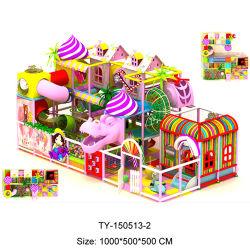 2019 중국 저렴한 상용 어린이 놀이터 장비 사용 (ty-150513-2)