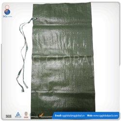 50lb tratadas UV de la bolsa de arena blanca de inundación