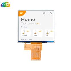 IPS 480*480 RGBインターフェイススペシャル・イベント3.95のインチLCDスクリーン
