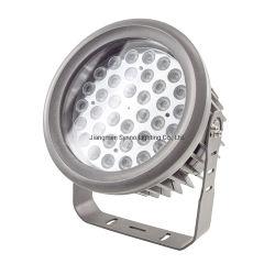 공장 가격 알루미늄 실외 사용 15D 30d 45D 60d 빔 앵글 플러드 라이트 LED