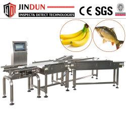 Correia transportadora industrial de alta sensibilidade Auto Verificador de Peso da Balança de Pesagem