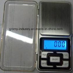 Pocket Échelle Échelle numérique de poche 100g