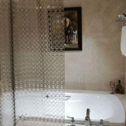 PEVA Anti-Mildew 3D de rideau de douche