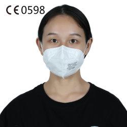 FFP2 de dagelijkse Maskers van het Gezicht van de Ademhalingsapparaten van de Dekking van het Gezicht Beschermende in Voorraden