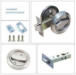 Acessórios de hardware de aço inoxidável do parafuso de segurança fechadura porta latch