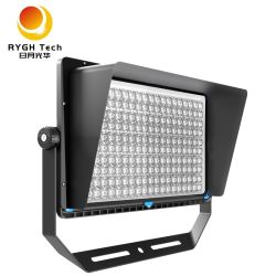 Industrielle Sportstadien 160lm/W High Mast Lampe High Power 500W 600W LED-Flutlicht