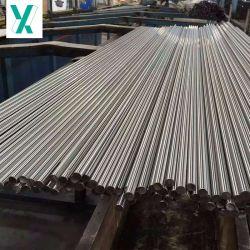 قطر AISI 304 -350 مم 2Cr13، 1Cr13، 3Cr13، قضيب أسود من الفولاذ المقاوم للصدأ