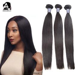 Angelbella Remy Haar-volles Spitze-Perücke-Stirnbein-Schliessen