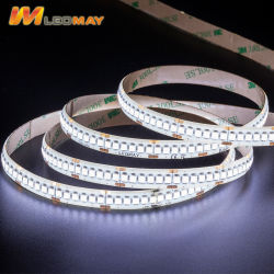 Hohe flexible Streifen der Streifen der Beleuchtung SMD3528 240LEDs/m DC24V LED (Kleber PU-IP65)