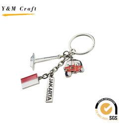 L'Inde en alliage de zinc de conception Key Rings Wholesale YM1025
