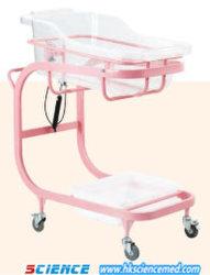 [س] يوافق [أير سبرينغ] يميّل طفلة/للأطفال مستشفى حامل متحرّك مع سلة
