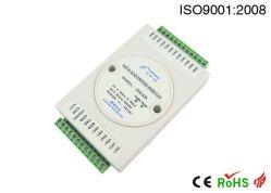8-Canal analógico a digital RS-232-RS485 Módulo de adquisición de datos de salida