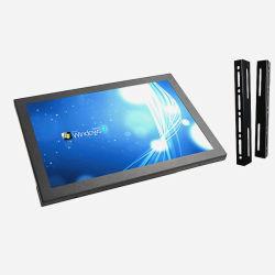 7.0인치 HDMI LCD 디스플레이 800 * 480 HDMI 인터페이스 쉘 케이스 정전식 터치 스크린 패널 및 HDMI 드라이버 보드 포함