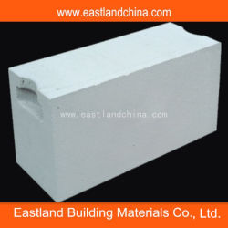 Sable Block ou Aerated Concrete Blocks pour Walling