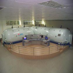 Medizinische hyperbare Sauerstoff-Räume