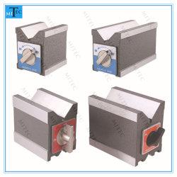 Base magnétique commutable V-Block