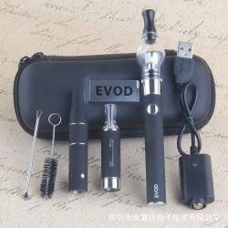 1つのEvod Mt3のジッパーの箱キットのマルチVapeの蒸発器のCbdオイルのVapeのペンの前に乾燥したハーブタンクに付き普及した4つ