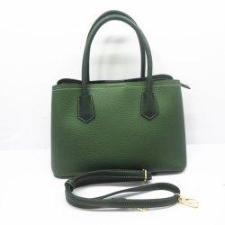 Mode concepteur de couleur verte Lady Sacs à main Guangdong marché de gros sac fourre-tout les femmes de l'épaule (No. 20330)