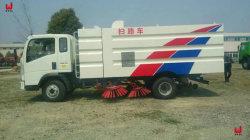 الصين [سنوتروك] [4إكس2] طريق عامّ شارع تنظيف كاسحة شاحنة