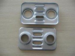 Металлические детали с электронным управлением по изготовлению металлических Perfirated клиента