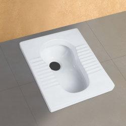 Este wc en cuclillas Pan (AQ-805)