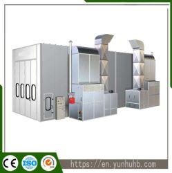 Het elektro het Verwarmen Industriële Volledige Schilderen van de Cabine van de Nevel van de Auto Downdraft voor de Dekking van de Auto
