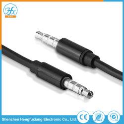 Customized 5V/1.5A fio de cabo coaxial elétrico de vídeo
