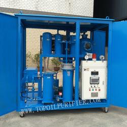 Cop-W Rain-Proof purificador de óleo de cozinha usado para Bio-Diesel ou fazer sabão