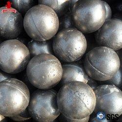 Élevé/moyen/faible Casting bille en acier au chrome pour l'usine de ciment
