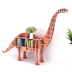 Ce, SGS forma de dragón de madera de los niños juguetes de la libreta de Gabinete, Estantería de almacenamiento de Muebles para Sala Infantil