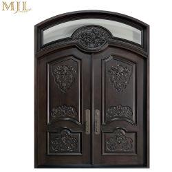 Moderne Fantasie-spät außenmodelle konzipieren festes Holz-Tür