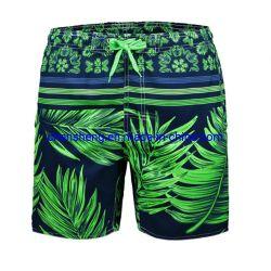 hecho personalizado Mens verano cortos de la junta de la playa de secado rápido para navegar por la natación