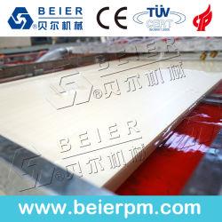 Kunststoff-Extruder – Holz (WPC) PE/PP/PVC-Fensterprofil/Decke/Wandplatte/Kantenanbau/Blech/Rohr Extrusionsanlage