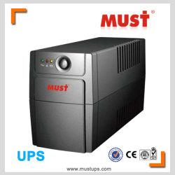 600 وحدة UPS للاستخدام مع الكمبيوتر الخاص بوحدة UPS المنزلي غير المتصل