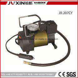 Hot vendre Portable Mini 12v gonfleur de pneus voiture Voiture de compresseur d'air auto pompe portable avec adaptateur de buse