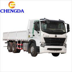 HOWO Cargo van Box Truck Flat Cargo Truck te koop
