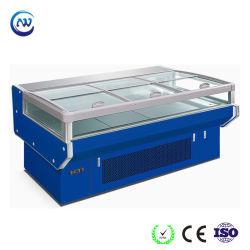 Ventilatore che raffredda l'armadietto di esposizione refrigerato della carne fresca (RG-25G)
