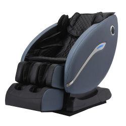 A China de Corpo Inteiro Deluxe Shiatsu 3D Zero Gravity Cátedra Massajador Lombar eléctrica perna-pé SL via cadeira de massagens com Airbags e aquecimento