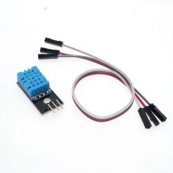 Arduino DIYキットのためのケーブルが付いている新しい温度そして相対湿度センサーDht11のモジュール