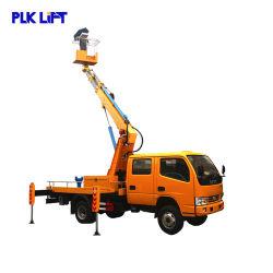 油圧アンテナプラットフォームクレーンチェリーピッカーブームリフトトラック(装備 CE