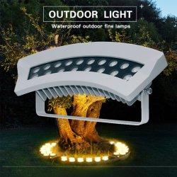 Bestseller 18Вт светодиодные системы освещения дерева, дерево лампы, наружного освещения