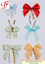 Farbband-Bögen mit Form und schönem Entwurf für die einwickelnden/Kleider Geschenke//Dekoration direkt von der berühmten führenden Farbband-Fabrik in China